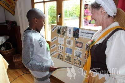 2016 Rallye interculturel Plan-les-Ouate